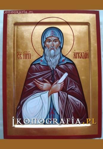 św. Arkadiusza ikona