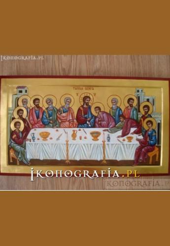 ikona Ostatniej wieczerzy - ikonografia.pl