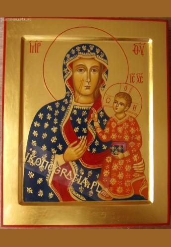 Matka Boża Częstochowska ikona