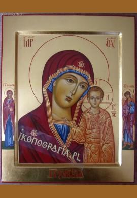 Matka Boża Kazańska ikona