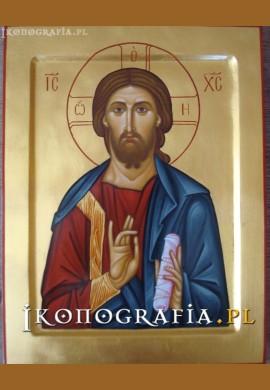 Chrystus Pantokrator ikona7