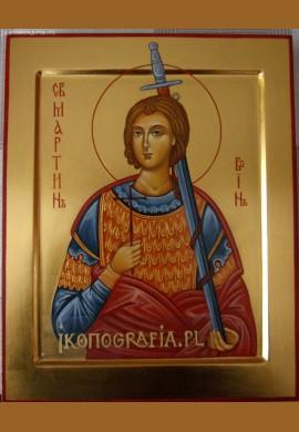 św. Marcin ikona