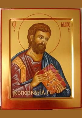 św. Łukasz ikona1