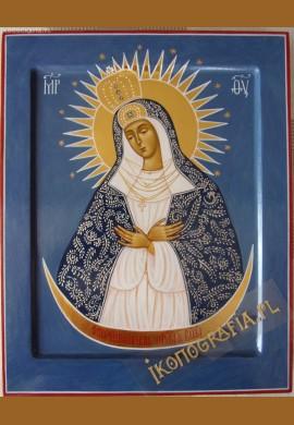 Matka Boża Ostrobramska ikona1