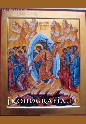 Zmartwychwstanie - ikonografia.pl