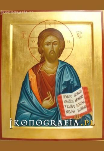 Chrystus Pantokrator 3