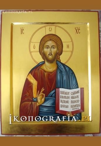 Chrystus Pantokrator 4