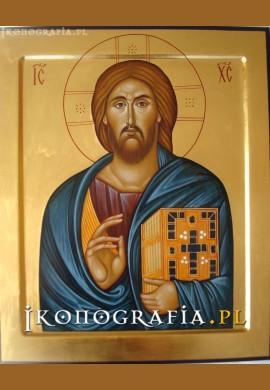 Chrystus Pantokrator 5