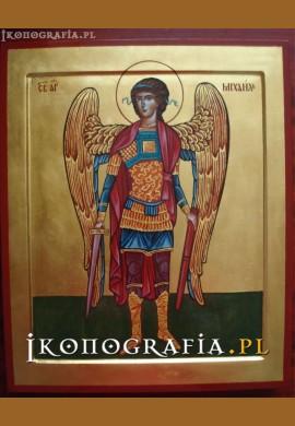 Archanioł Michał ikona3