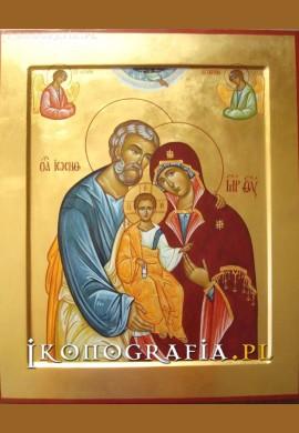 Święta Rodzina ikona1