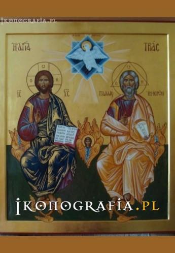 Święta Trójca ikona1
