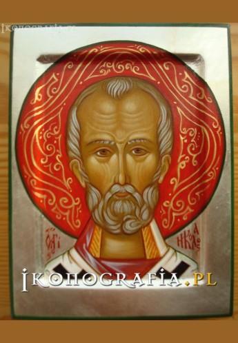 św. Mkołaj ikona