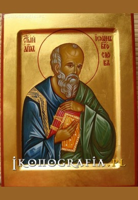 św. Jan Teolog ikona1