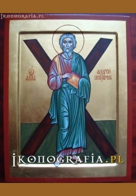 św. Andrzej ikona