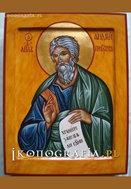św. Andrzej ikona1