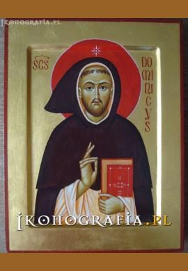 św. Dominik Guzman ikona1
