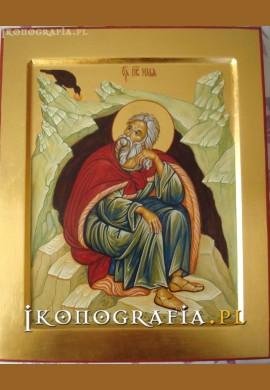 św. Eliasz ikona