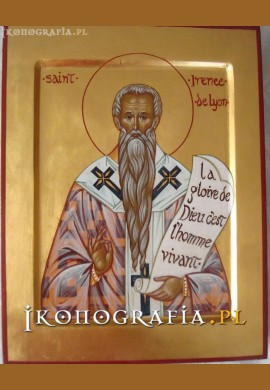 św. Ireneusz ikona
