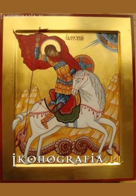 św. Jerzy ikona