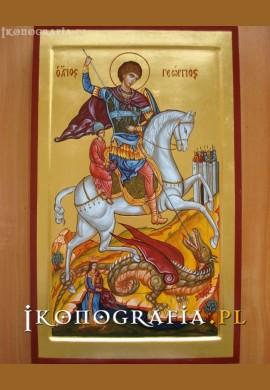św. Jerzy ikona1