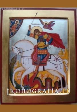 św. Jerzy ikona2