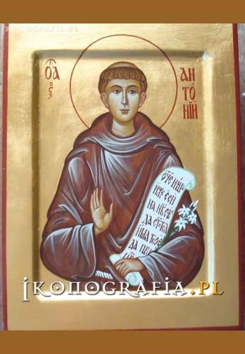 św. Antoni ikona