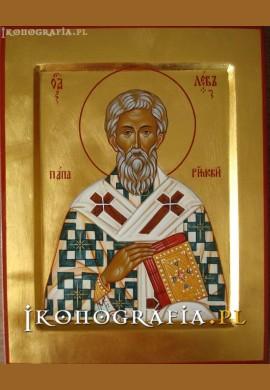 św. Leon ikona