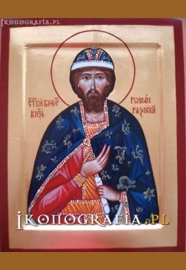 św. Roman ikona