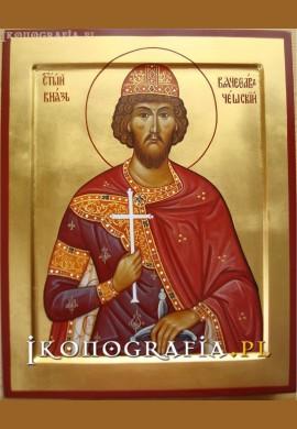 św. Wacław ikona