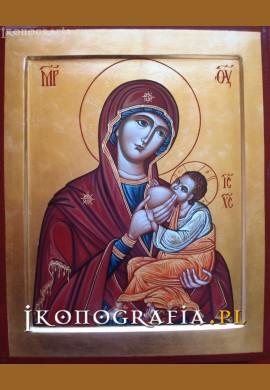 Matka Boża Karmiąca ikona