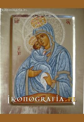 Matka Boża Poczajewska ikona