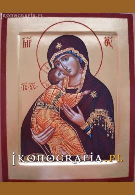 Matka Boża Włodzimierska ikona1