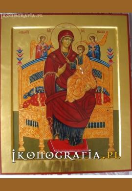 Matka Boża Tronująca ikona