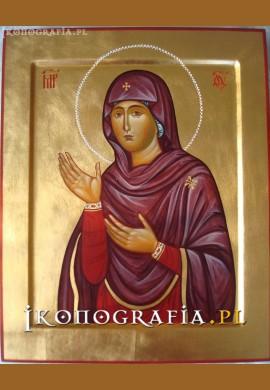 Matka Boża Orantka ikona