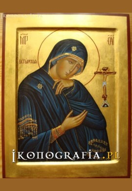 Matka Boża Achtyrska ikona
