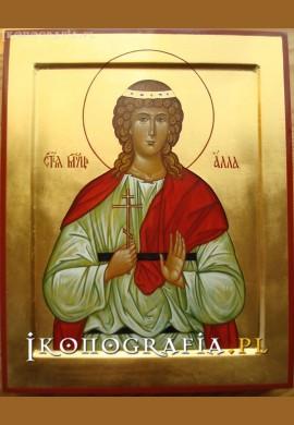 św. Ałła ikona