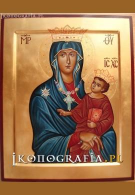 Matka Boża Śnieżna ikona