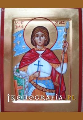 św. Joanna ikona
