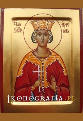 św. Katarzyna ikona