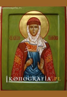 św. Olga ikona
