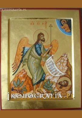 św. Jan Chrzciciel ikona