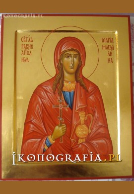 św. Maria Magdalena ikona