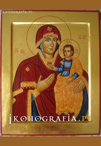 Matka Boska Kolembrodzka ikona