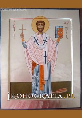 św.Wojciech ikona