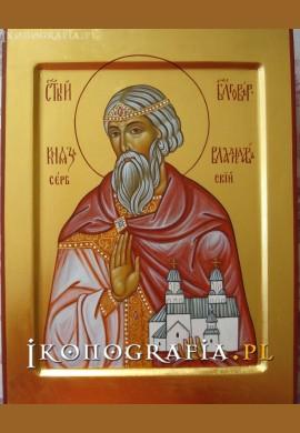 św. Władysław ikona