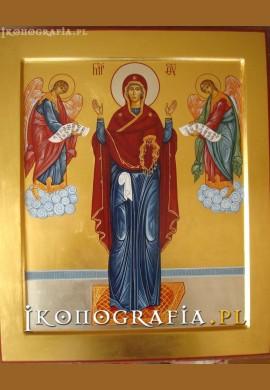 Matka Boska Orantka ikona1