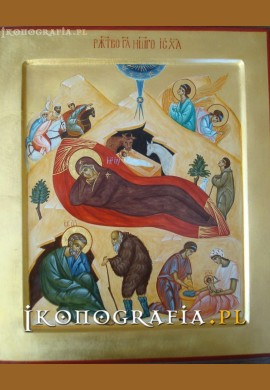 Boże Nrodzenie ikona 2