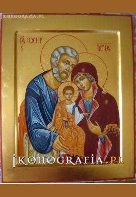 św. Rodzina ikona
