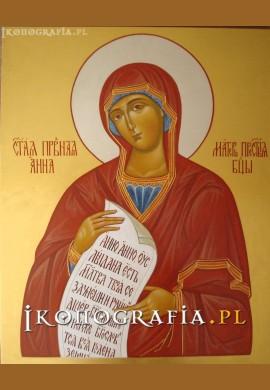 Św. Anna ikona1